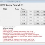 Windows Home Server 2011にXAMPPをインストール
