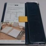 キングジムのノートカバー マグネットタイプ A6Sが使いやすい