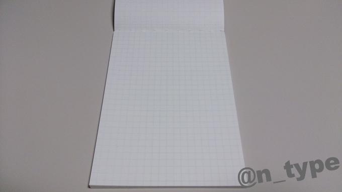 Thinking Power Notebook フューチャー 5mm 方眼