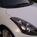 スイフトRSを洗車&コーティング(ブリスX)