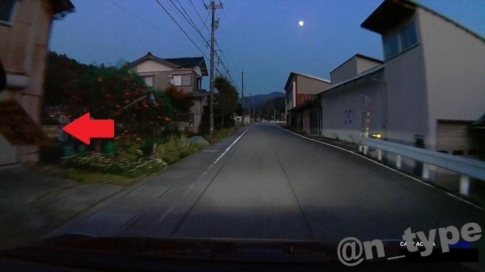 キャスト アクティバ ドライブレコーダー 映像 DRV-325