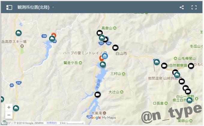 地図(新) ダム中心