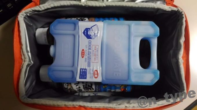サーモス ソフトクーラー 5L ミッフィー REH-005B  ペットボトル4本+保冷剤