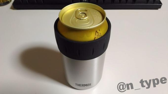 サーモス 保冷缶ホルダー JCB-352 350ml缶
