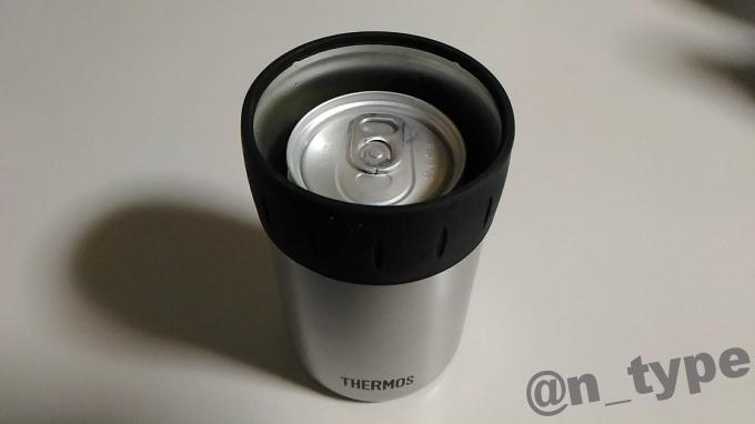 サーモス 保冷缶ホルダー JCB-352 190ml缶