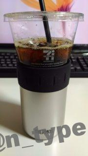 サーモス 保冷缶ホルダー JCB-352 セブンイレブン アイスコーヒー